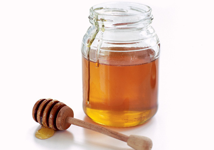 honey for black spots