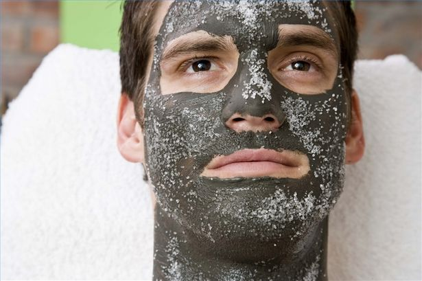 how to clear dark spots on face from shaving