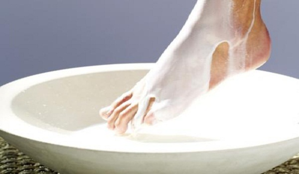 Soak Your Feet In Milk