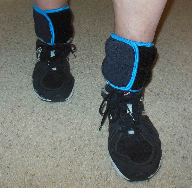 How Can Ankle Weights Increase Your Height