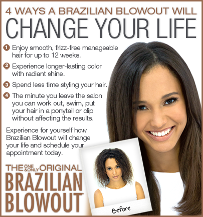 How To Know If Your Hair Would Benefit From A Brazilian