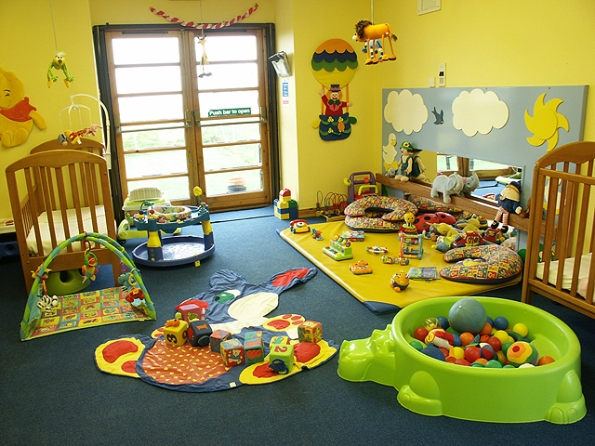 How To Reduce Dust In Your Child's Nursery