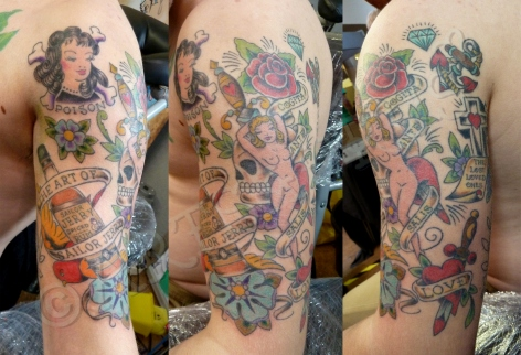 How To Choose The Right Color For Your Tattoo