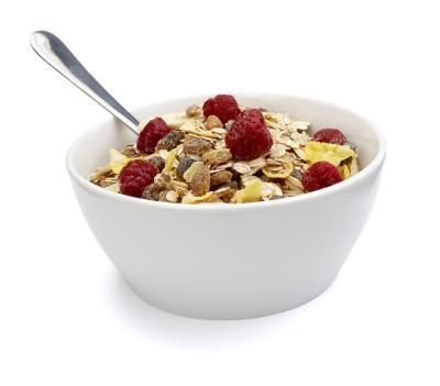 Breakfast cereal contains Vitamin D