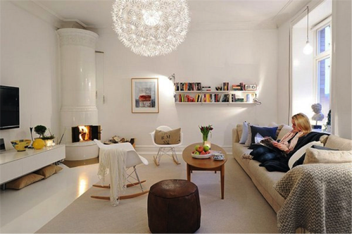 How To Make Your Living Room Chic