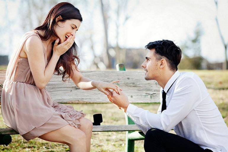 Propose To An Indian Girl