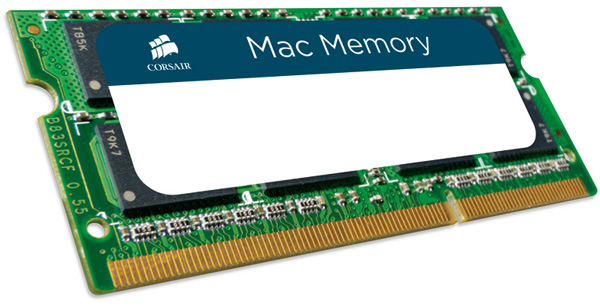 how to find ram on the mac computer