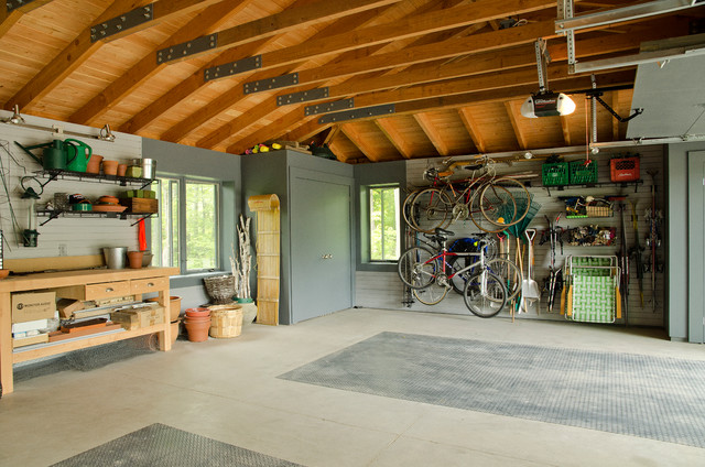 How To Get Your Concrete Garage Ready For Summer