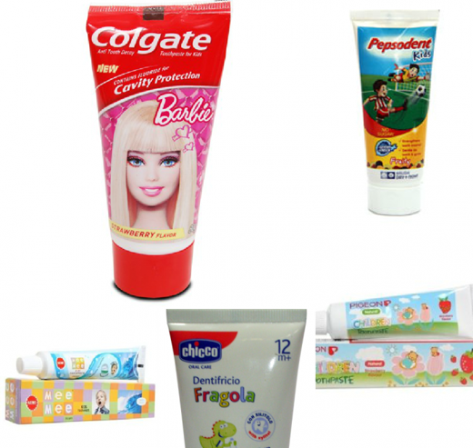 How To Choose The Best Toothpaste For Kids?