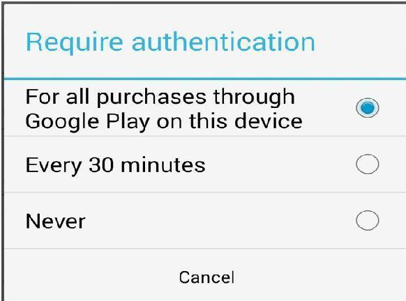Disable In-App Purchases in Android, iOS, Windows Phone and Blackberry devices