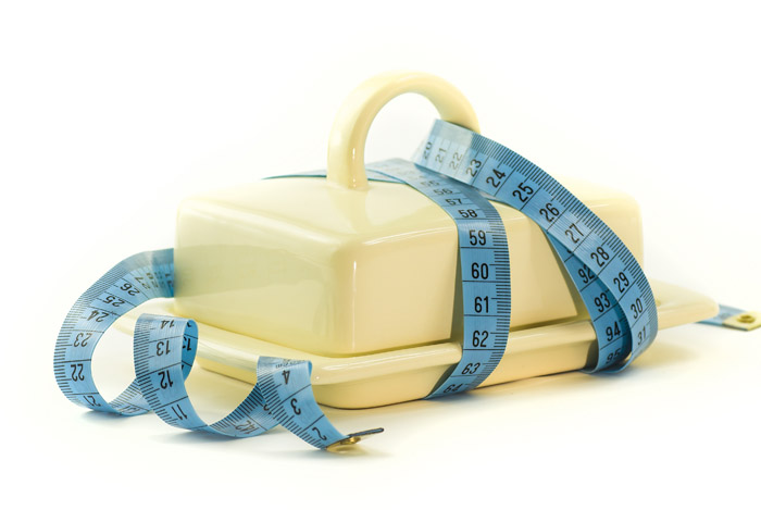 butter weight loss