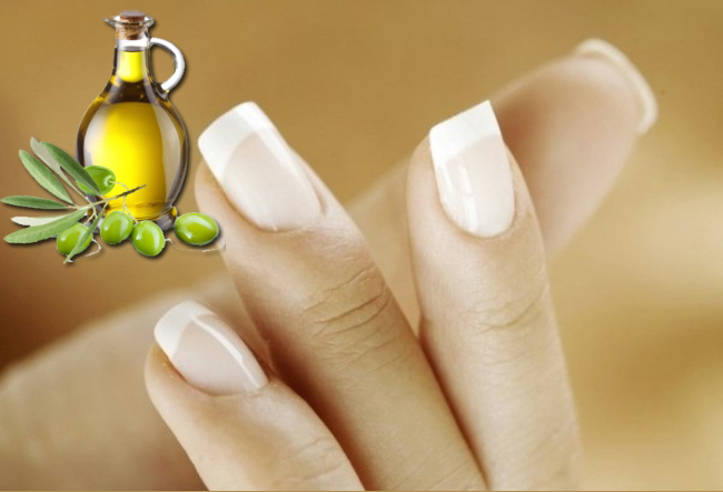 Olive Oil To Strengthen Nail