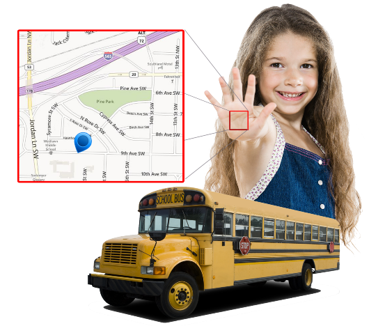 Internet of Things Technology For School Bus