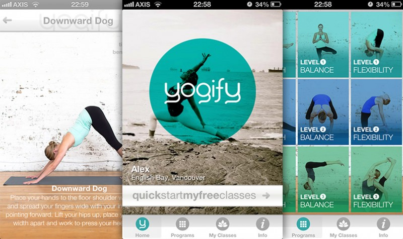 How Yoga Apps Help You To Stay Fit
