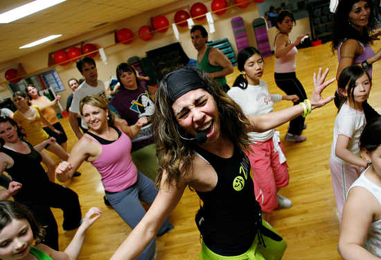 Zumba for Weight Loss