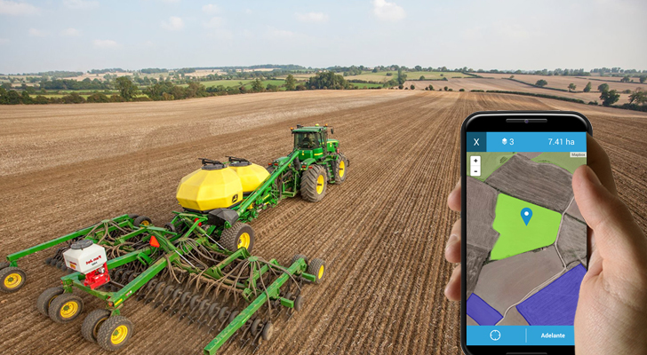 Internet of Things in Farming