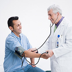 Check Blood Pressure