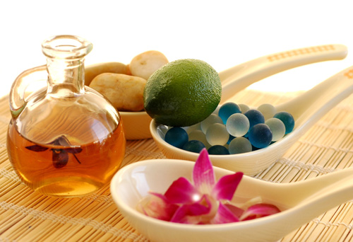Aromatherapy for PMS