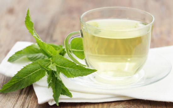 peppermint mint tea