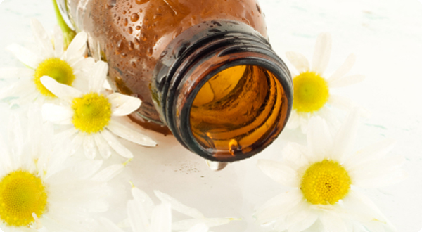 Get Rid of Red Spots With Chamomile Oil