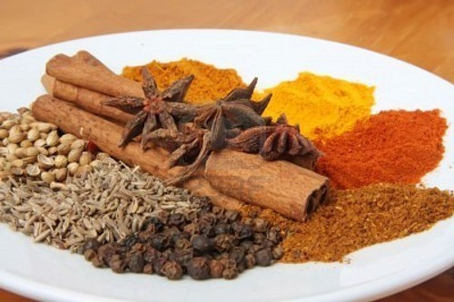 Cook With Herbs And Spices