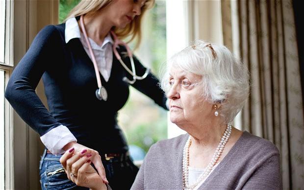 Elderly Patients With Dementia