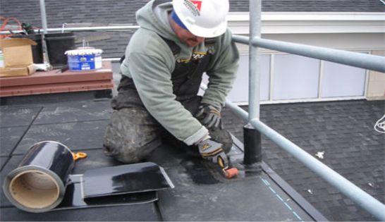 Repair Roof Leaks