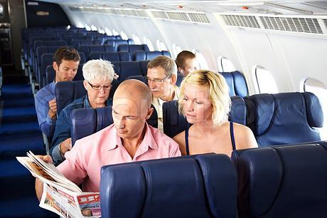 How to Deal with the Fear of Plane Crashes