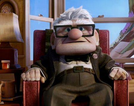 Cranky Senior Citizen