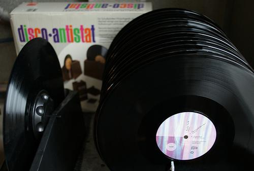 Vinyl-Albums