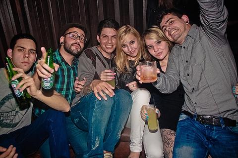 Drinking Among Teenagers