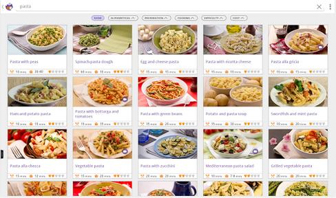Zafferano Recipes