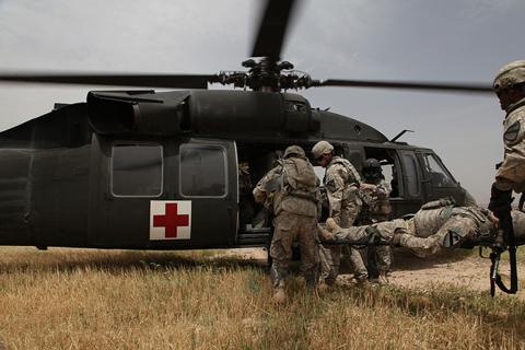 medical evacuation training