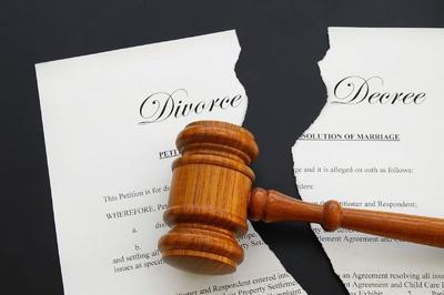 court order divorce