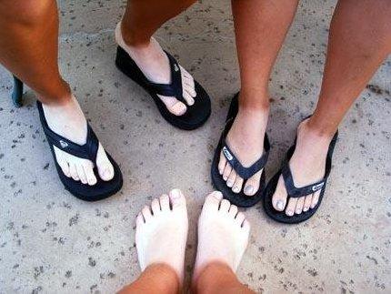 sock tan