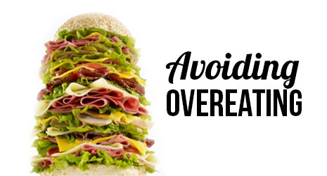 how to get rid of overeating