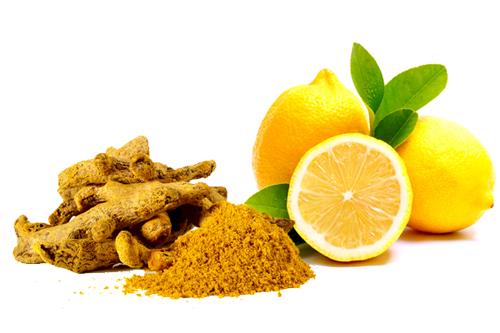 Lemon-turmeric