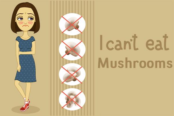 Allergy To Mushroom