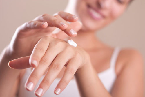 moisturizer your hands