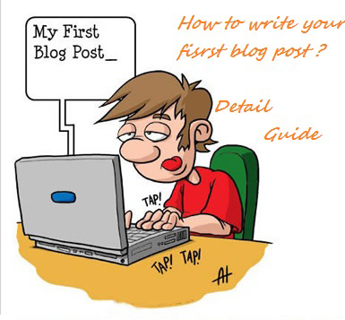 How To Create Your First Blog