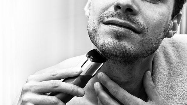 trim a beard