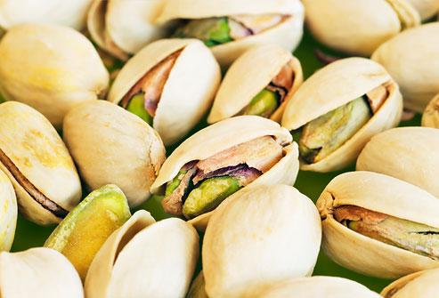 Pistachio Nuts Benefits