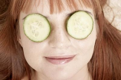 vegetable facial