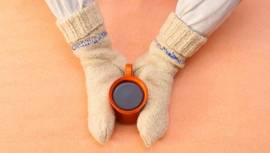 Keep Your Feet Warm