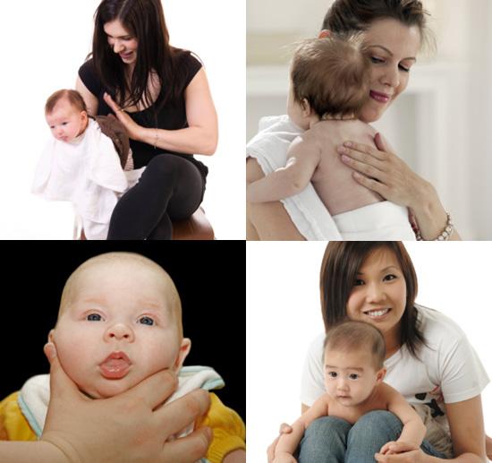 Burp A Baby