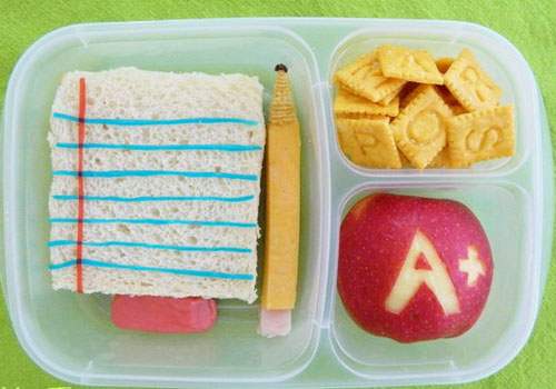 Make Awesome Kids Lunches Easily