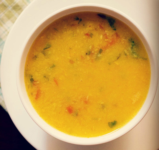Trevti Dal ( Gujarati Recipe)