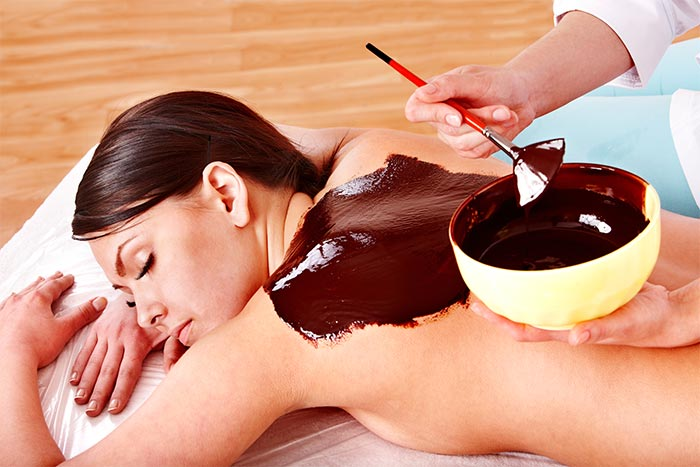 Chocolate Body Mask