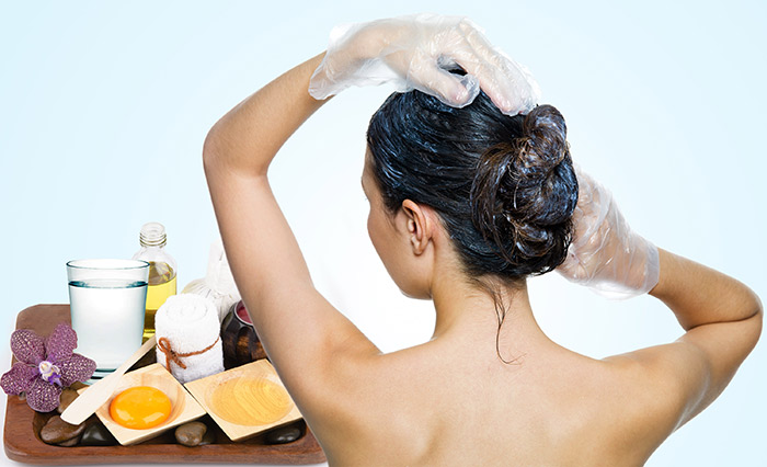 Egg Mask To Treat Hair Loss