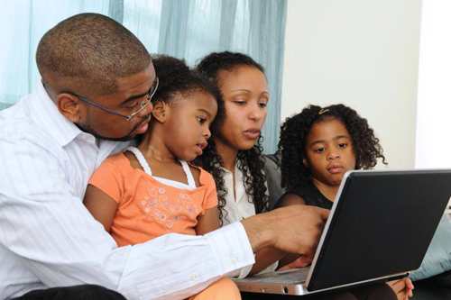 Technology To Bond With Kids